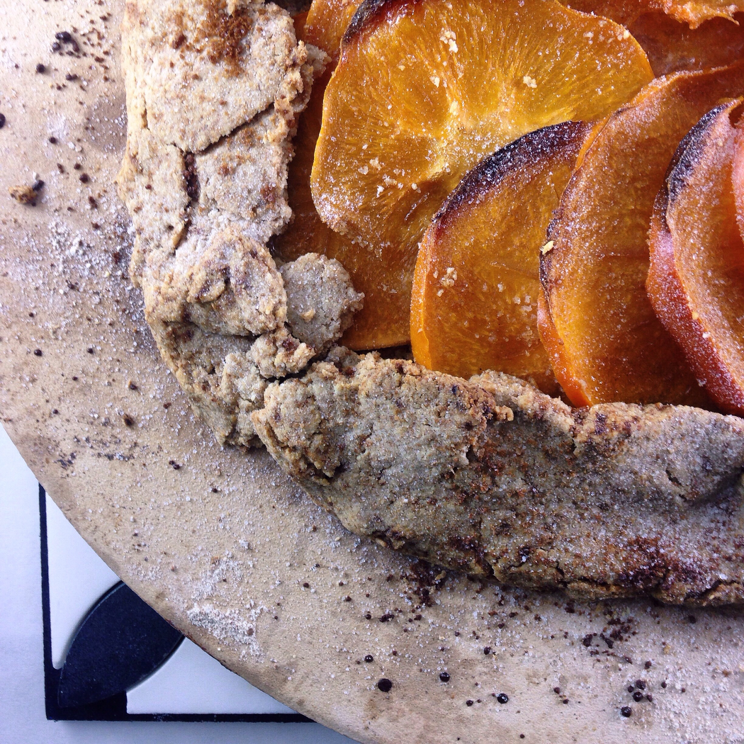 Any-Kind-of-Fruit Galette Recipe — Dishmaps